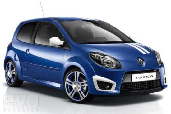 Image of Renault Twingo Gordini RS
