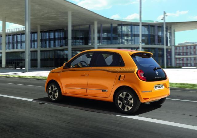 Image of Renault Twingo GT
