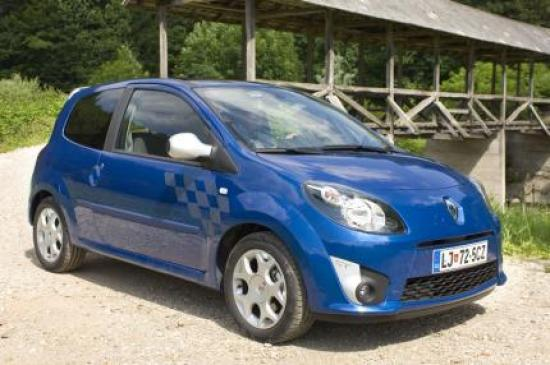 Image of Renault Twingo GT