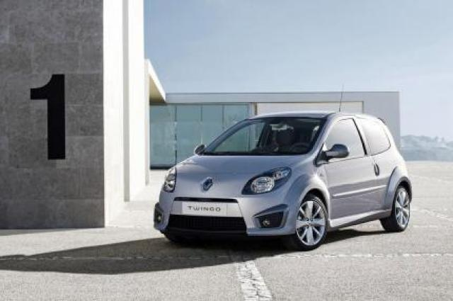 Image of Renault Twingo RS