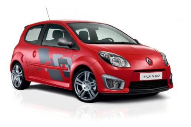 Image of Renault Twingo RS Cup