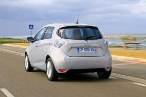 Photo of Renault Zoe