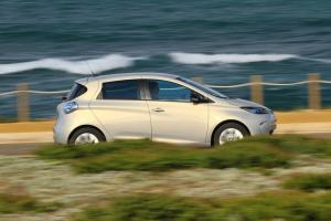 Picture of Renault Zoe