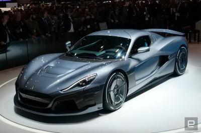 Image of Rimac C_Two