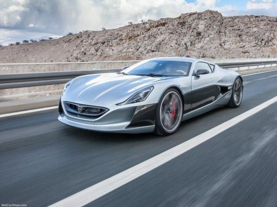 Image of Rimac Concept One