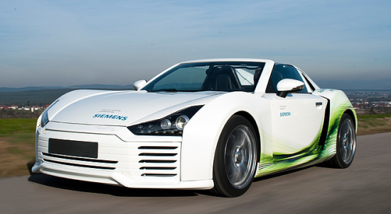Image of Roding Roadster Electric Siemens