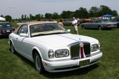 Image of Rolls-Royce Corniche
