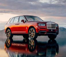 Picture of Rolls-Royce Cullinan