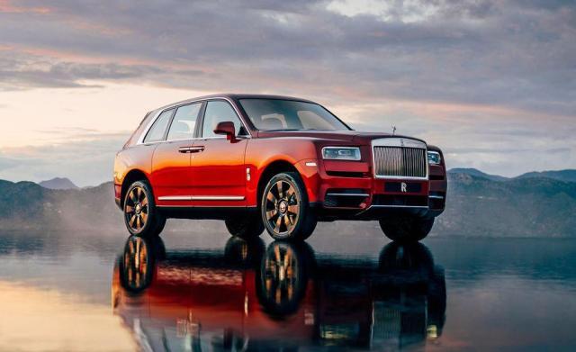 Image of Rolls-Royce Cullinan
