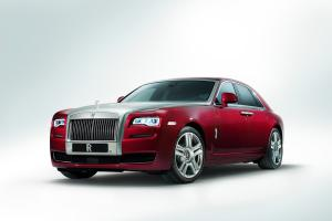 Picture of Rolls-Royce Ghost (Mk II)