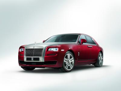 Image of Rolls-Royce Ghost