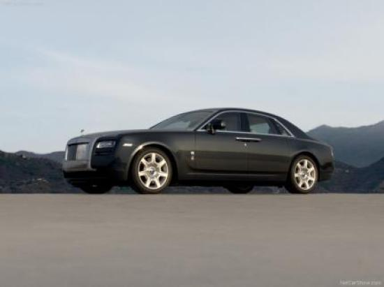 Image of Rolls-Royce Ghost