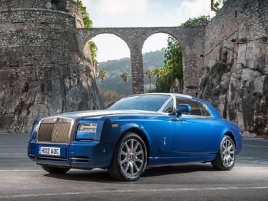 Image of Rolls-Royce Phantom Coupe
