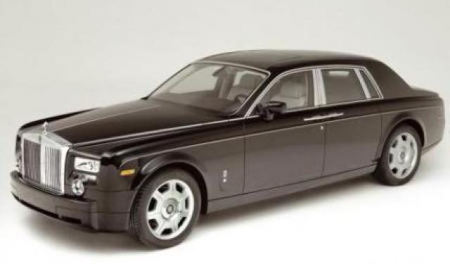 Image of Rolls-Royce Phantom
