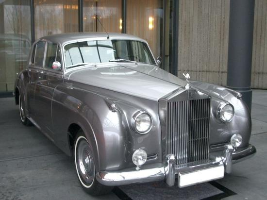 Image of Rolls-Royce Silver Cloud I