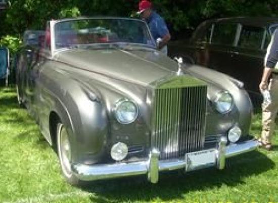 Image of Rolls-Royce Silver Cloud II