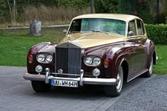 Image of Rolls-Royce Silver Cloud III