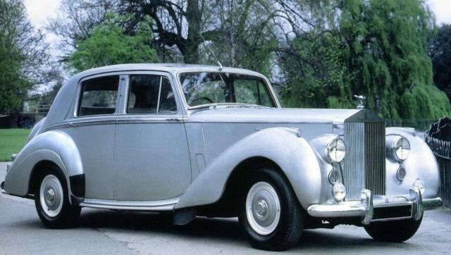 Image of Rolls-Royce Silver Dawn