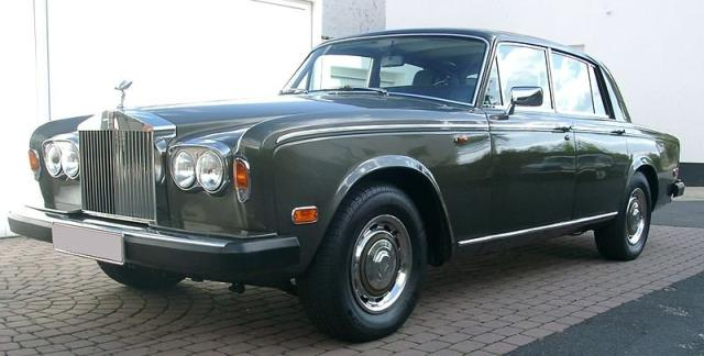 Image of Rolls-Royce Silver Shadow