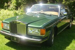 Picture of Rolls-Royce Silver Spirit
