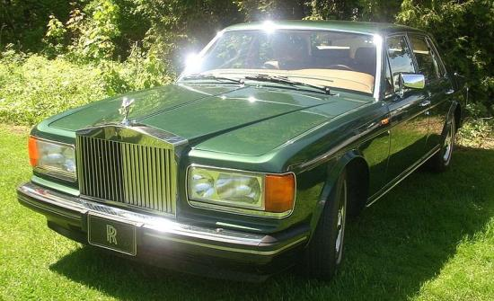 Image of Rolls-Royce Silver Spirit