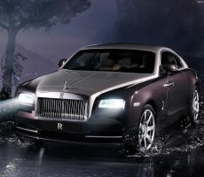 Picture of Rolls-Royce Wraith