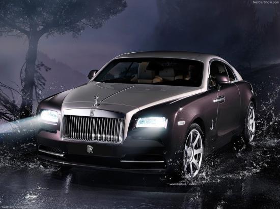 Image of Rolls-Royce Wraith
