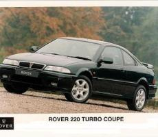Picture of 220 Coupe Turbo