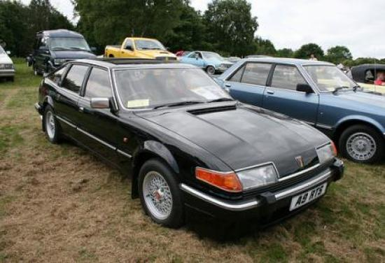Image of Rover 3500 Vitesse Twin Plenum