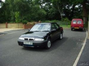 Photo of Rover 416 GTi 16V