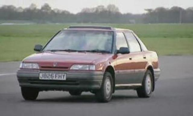 Image of Rover 416 GTi 16V