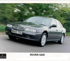 Picture of Rover 620ti