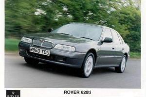 Picture of Rover 620ti