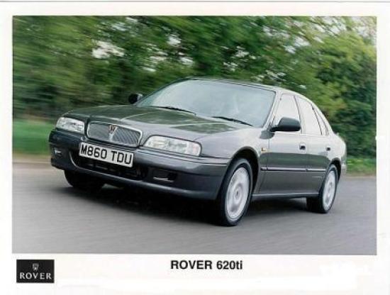 Image of Rover 620ti