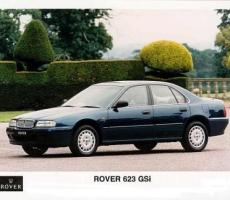 Picture of Rover 623 GSi