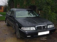 Rover 827i Fastback