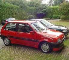 Picture of Rover Metro GTI