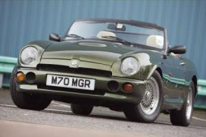 Photo of Rover MG RV8