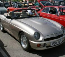 Picture of Rover MG RV8