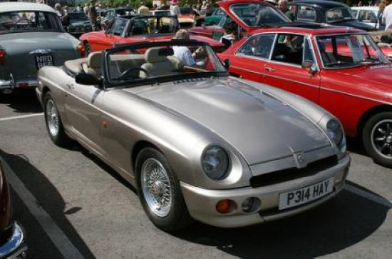 Image of Rover MG RV8