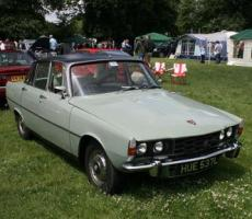 Picture of Rover P6-3500