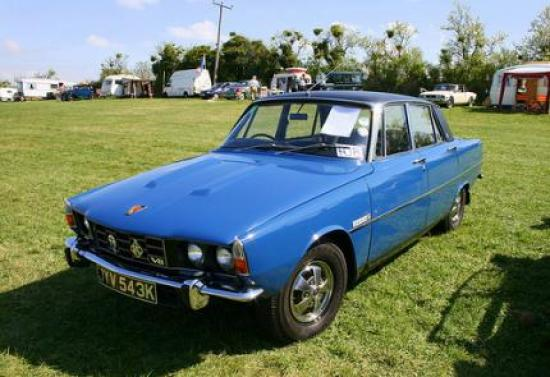 Image of Rover P6-3500S