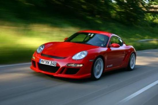 Image of RUF 3400 K Coupe