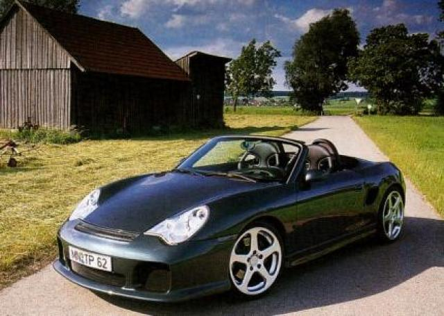 Image of RUF 3600S