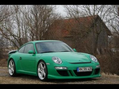 Image of RUF 997 R Kompressor