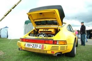 Photo of RUF CTR Yellow Bird