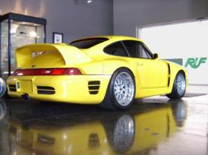 Photo of RUF CTR2 Sport