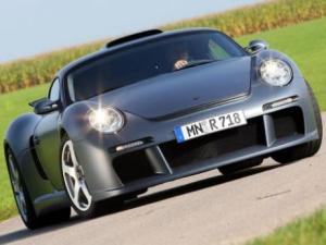 Photo of RUF CTR3