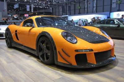 Image of RUF CTR3 Clubsport