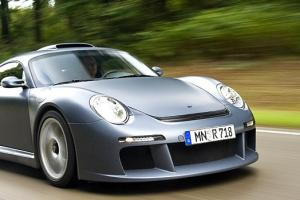 Picture of RUF CTR3 (facelift)